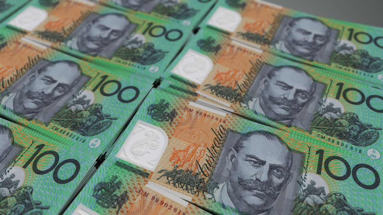 Five Ways to Bring in More Cash for Your Business - bundles of Australian hundred dollar notes