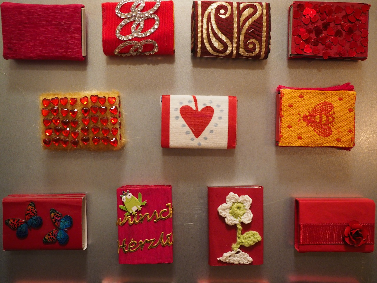 Creative Gift Ideas for the Small Business Owner - an array of little gift-wrapped boxes